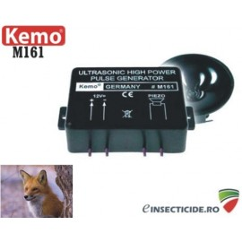 Generator ultrasunete anti animale salbatice (300 mp) - M161