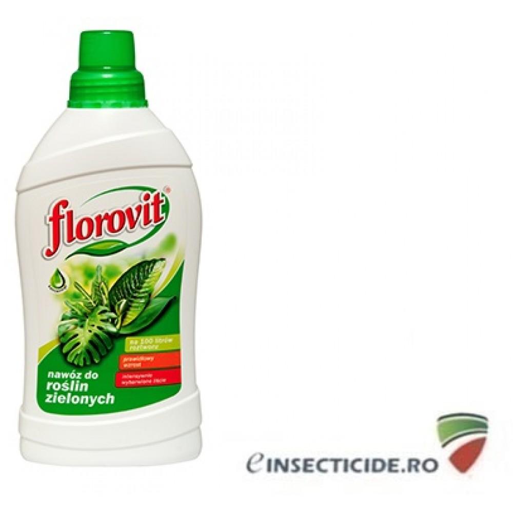 Ingrasamant specializat lichid pentru plante verzi (0.55 L)