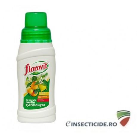 Ingrasamant specializat lichid pentru citrice (0.25 L)