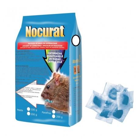 Pasta raticida contra rozatoarelor (10kg) - Nocurat