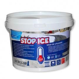 Produs biodegradabil pentru deszapezire si combatere gheata 2.5kg - STOP ICE-