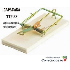 Cursa mecanica contra soarecilor - TTP33 (set 2 buc)