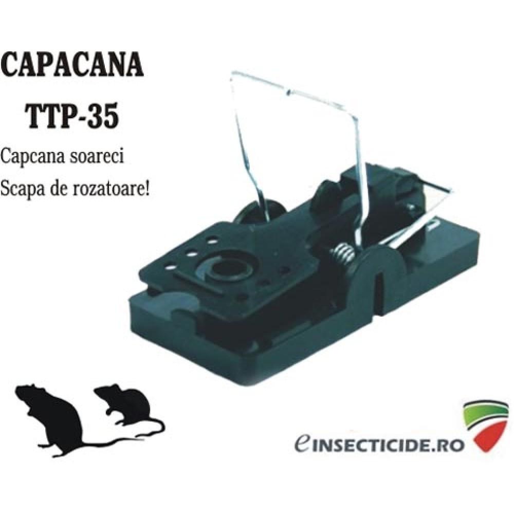 Capcana pentru soareci si alte rozatoare - TTP35