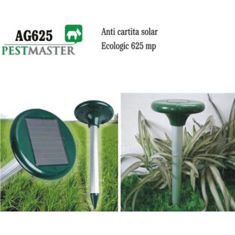 -46% reducere Aparat solar cu vibratii anti cartita, soareci de camp si dihori (625 mp) - Pestmaster AG625