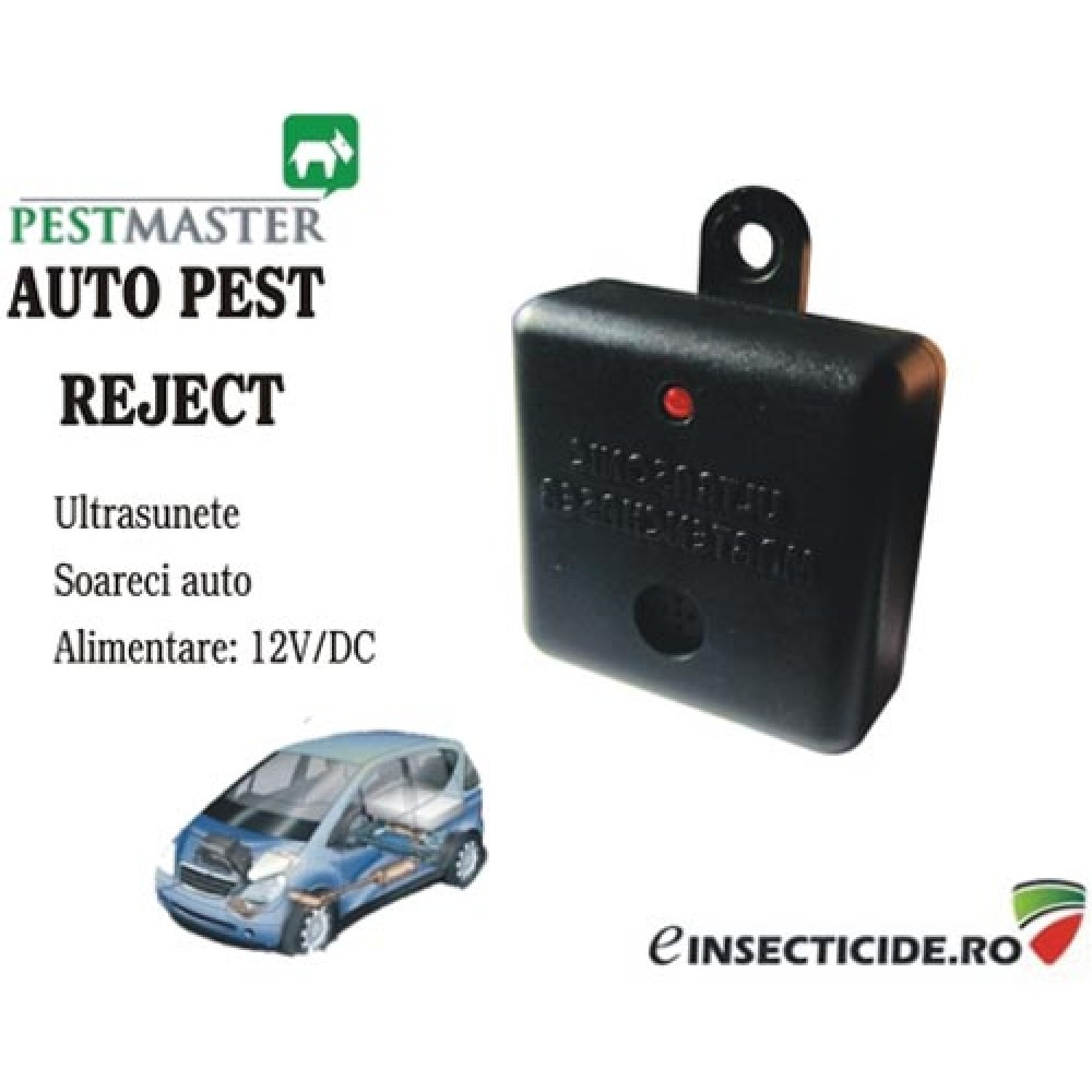 Auto Pest Reject auto (contra soarecilor/sobolanilor) - Protectie auto