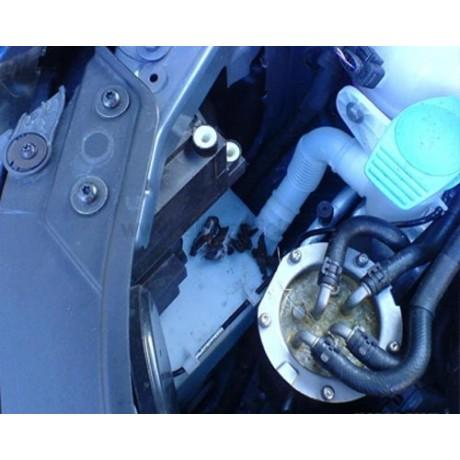 Aparat ultrasunete cu 4 boxe pentru protectia autovehiculelor impotriva rozatoarelor - M094