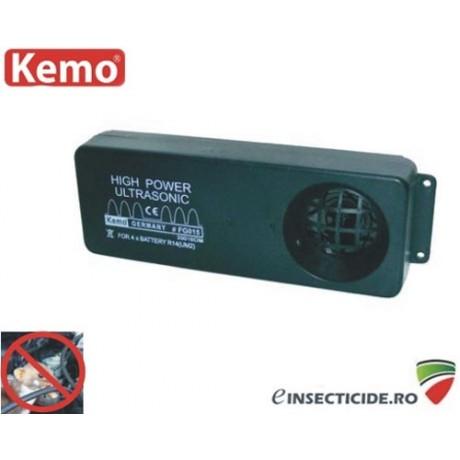 Generator ultrasunete profesional impotriva jderilor (200 mp)-FG015