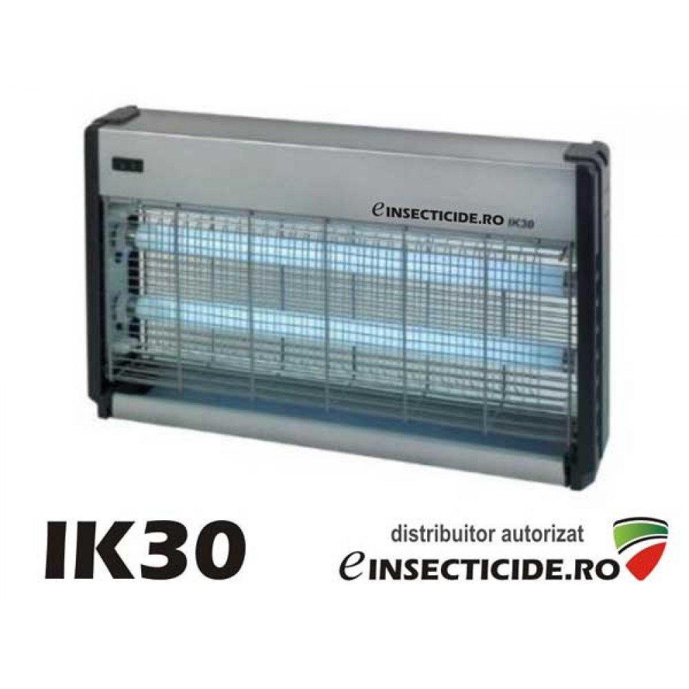 -25% reducere Aparat ce elimina insectele zburatoare cu lampa UV (200 mp) - Pestmaster IK30