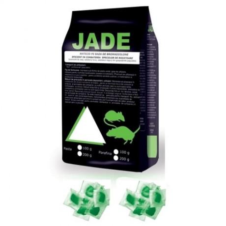 Pasta raticida contra rozatoarelor (200gr) - Jade