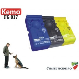 Aparat cu ultrasunete cu frecvente variabile anti caini - Kemo FG017