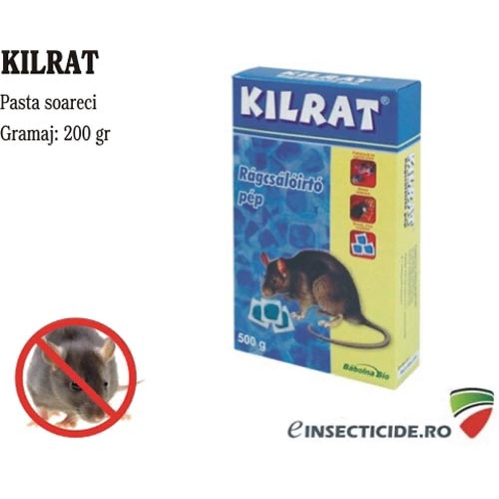 Gel antisoareci (200gr) - Kilrat