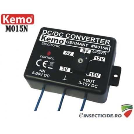 Convertor de tensiune 6/28V - 3/15V - M015N