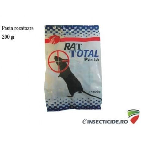 Pasta raticida de culoare verde contra soarecilor (200gr) - MasterRat