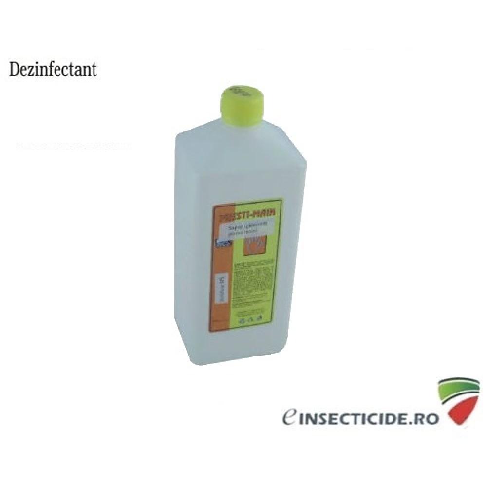 Sapun lichid dezinfectant Presti-Main (1l)