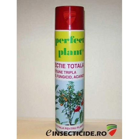 Protectie Totala pt. protectia plantelor impotriva bolilor si daunatorilor (600ml) - Perfect Plant
