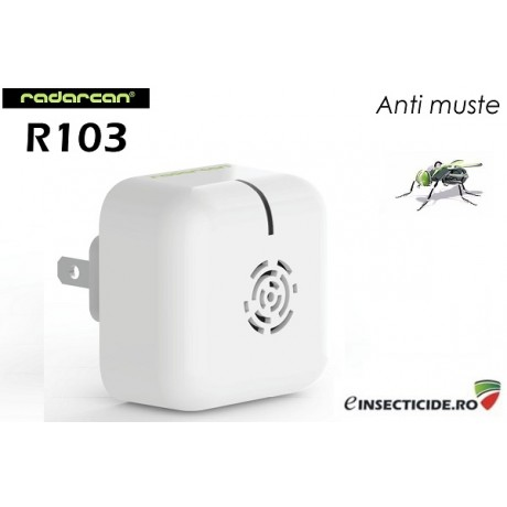 Anti-muste cu ultrasunete (25mp) - Radarcan R-103