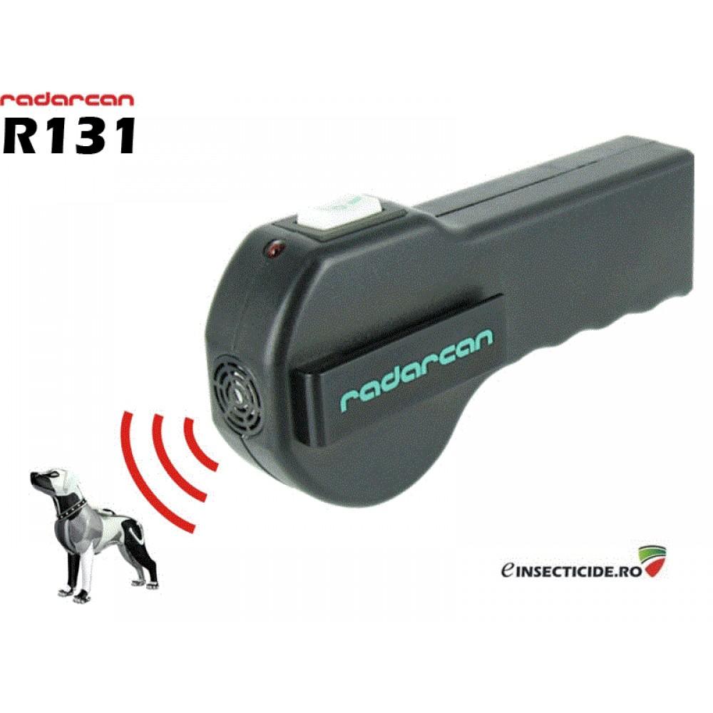 Radarcan R-131 - Aparat portabil cu ultrasunete impotriva cainilor