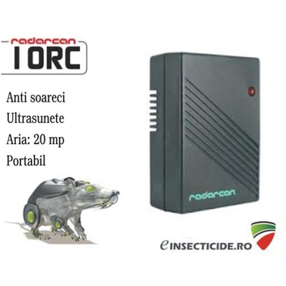 Aparat ingenios impotriva soarecilor portabil (20 mp) - Radarcan 10RC
