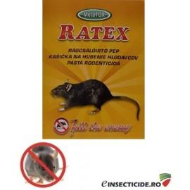 Momeala raticida proaspata (200 gr.) - RATEX pasta