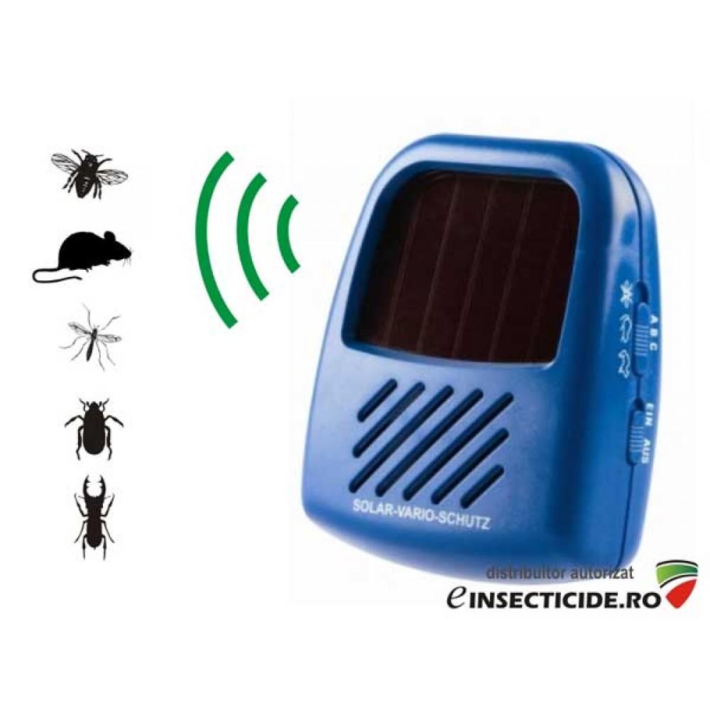 Scapa de insectele nedorite cu Solar Vario Schutz - (25 mp)