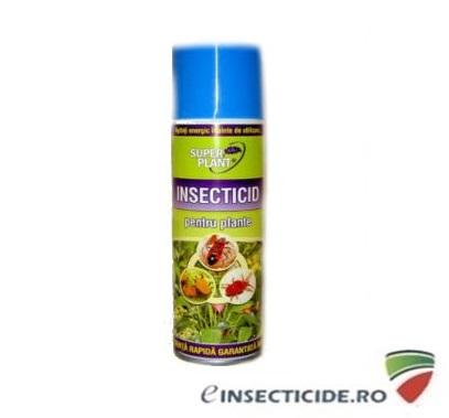 Spray insecticid pentru plante (250 ml) - Super Plant