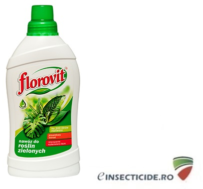 Ingrasamant specializat lichid pentru plante verzi (0.25 L)