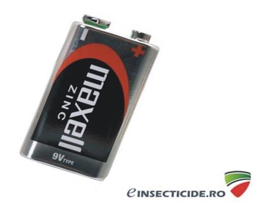 Baterie Maxwell 9V Zinc