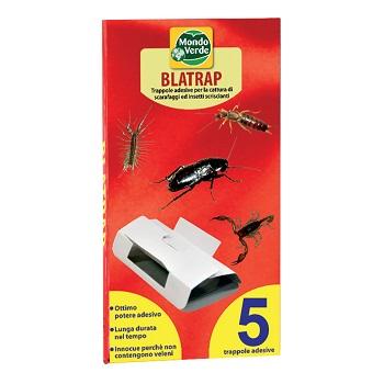 Capcana contra gandacilor cu atractant BLATRAP (5buc)
