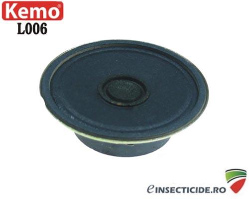Mini difuzor piezo 8 Ohm ptr dispozitivele auto contra rozatoarelor (0,25 W) - L006