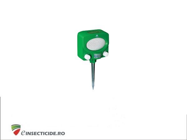 Aparat solar anti-daunatori, anti-caini Swissinno (100 mp)