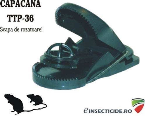 Capcana mecanica contra rozatoarelor - TTP36
