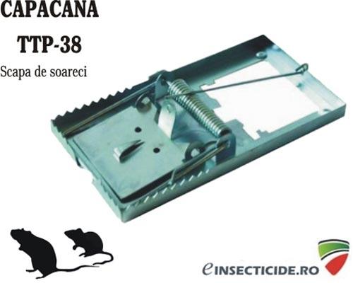 Curse soareci mecanica - TTP38 (set 2 buc)