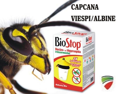 Capcana anti viespi si muste - Biostop