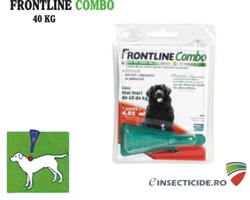 Frontline Combo Caine XL - intre 40-60 kg