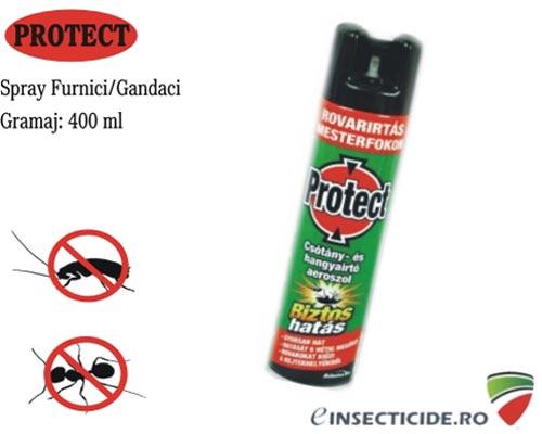 Spray impotriva furnicilor de casa (400 ml) - Protect