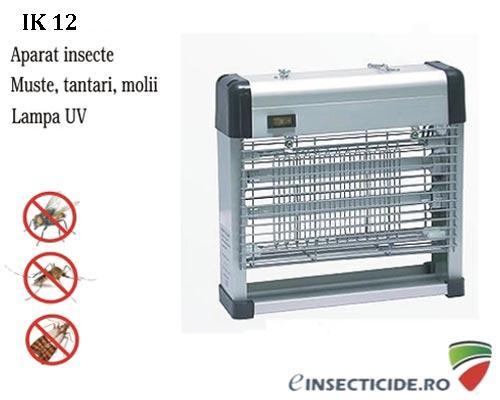 -20% reducere Aparat ce elimina insectele cu lampa UV (120 mp) - Pestmaster IK12