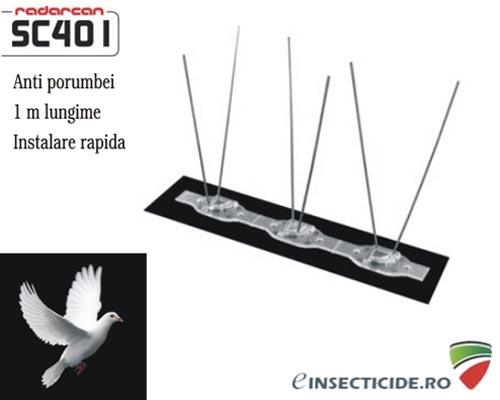 Kit anti porumbei Radarcan SC401 (lungime 1m)