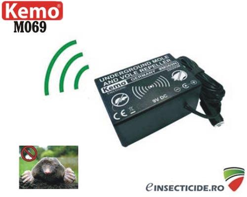 Generator anti cartite cu vibratii (1000 mp) - M069N