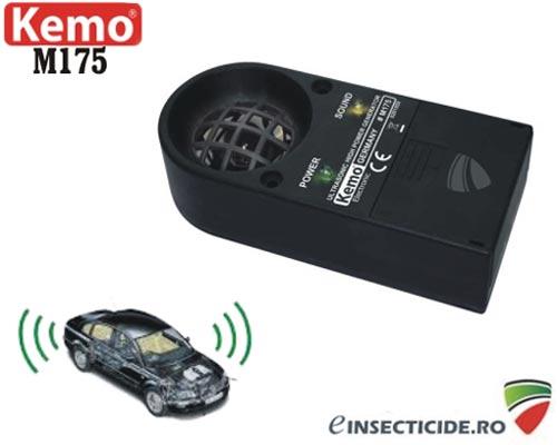 Generator de ultrasunete impotriva rozatoarelor (100m) - M175