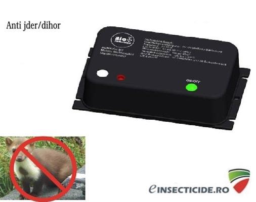 Aparat contra rozatoarelor precum jder si dihori (40 mp) - Biometrixx M3