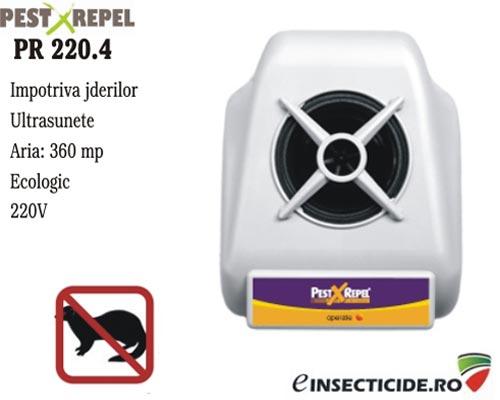 NOU! Ultrasunete impotriva jderilor, dihorilor (360 mp) - PR220.4