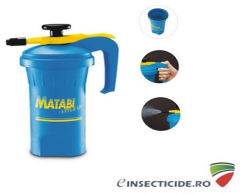 Vermorel manual, ideal pentru gospodarie - Matabi Style (1L)