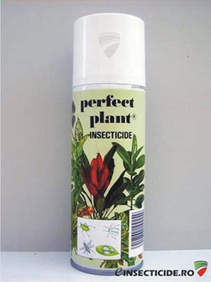 Spray insecticid pentru plante Perfect Plant - (200ml)