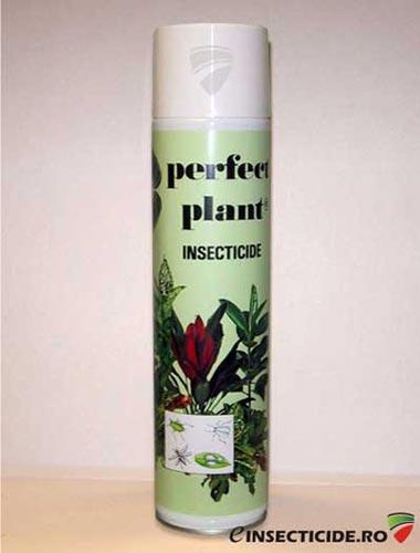Spray insecticid plante 600ml - Perfect Plant pentru ingrijirea plantelor de apartament