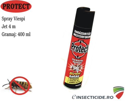 Spray Aerosol contra viespilor (400 ml) - Protect