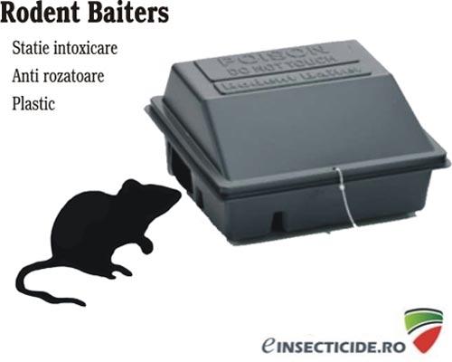 Statie de intoxicare anti soareci - Rodent Baiters