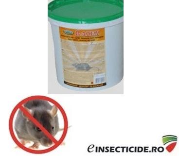 Momeala raticida proaspata (5 kg.) - RATEX pasta