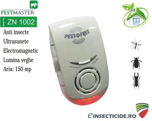 Aparat cu unde electromagnetice pentru alungarea furnicilor (150mp) - ZN1002