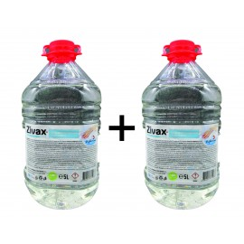 OFERTA 2 BUCATI - Zivax Micro solutie antiseptica igienizanta pentru suprafete, cu rol dezinfectant, 5l pet