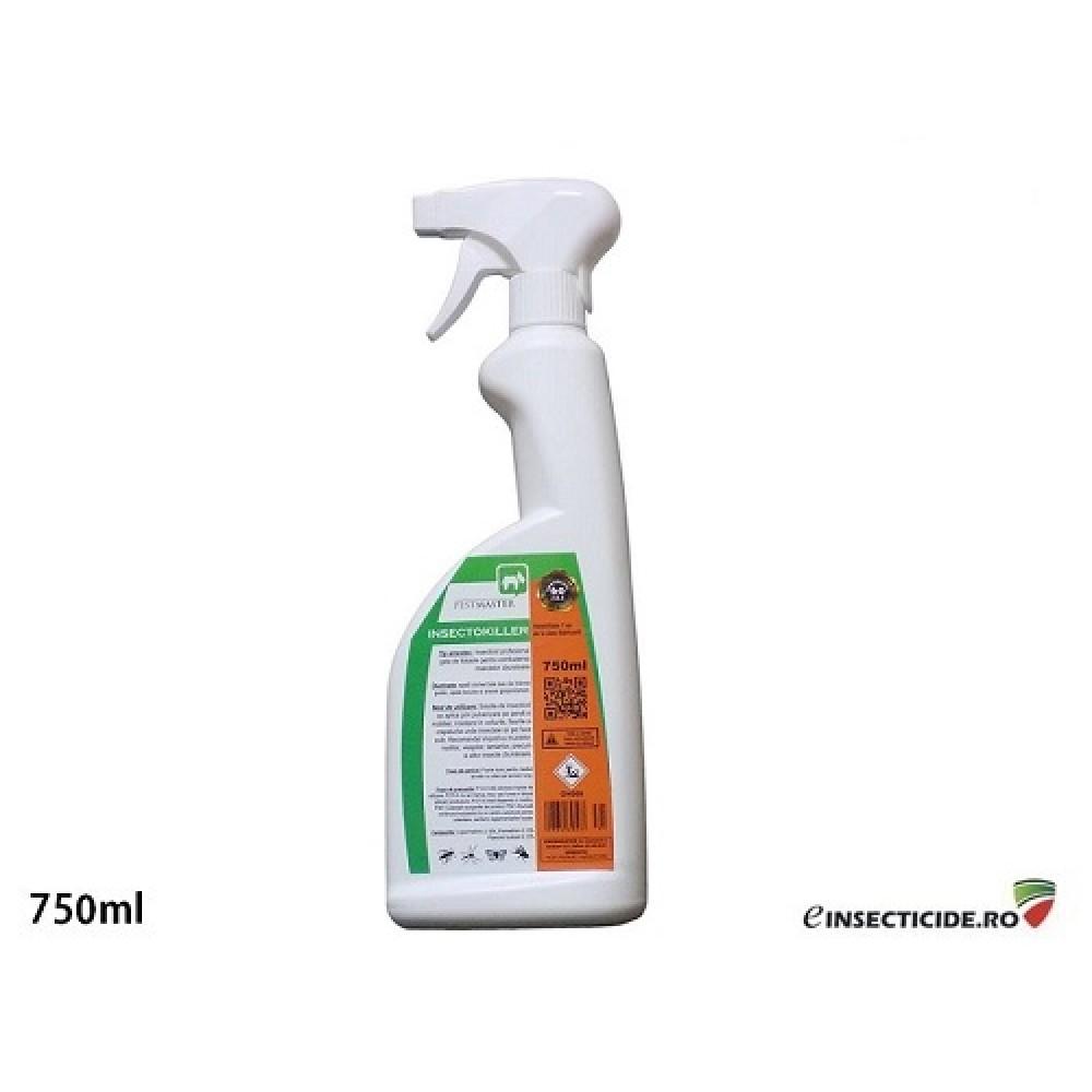 Insecticid impotriva insectelor zburatoare (750ml) - Pestmaster Insektokiller